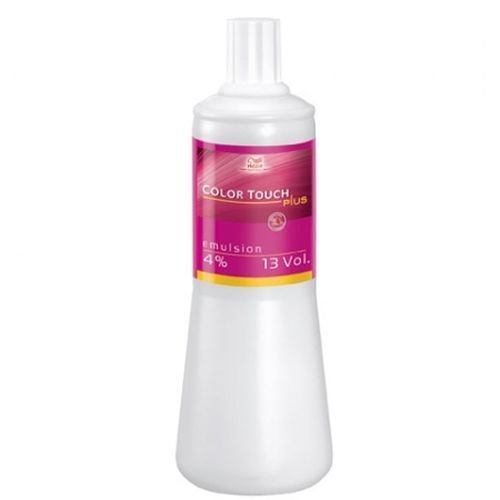 Wella Color Touch Plus Emulsion 4% - 13 vol. 1000 ml