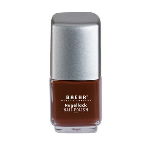 BAEHR Nagellack black berry 11 ml