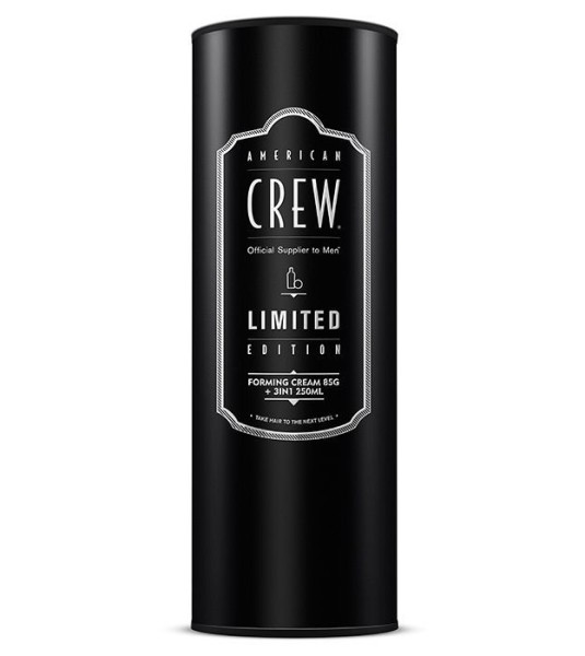 American Crew Forming Cream 85G + 3in1 250ml Set