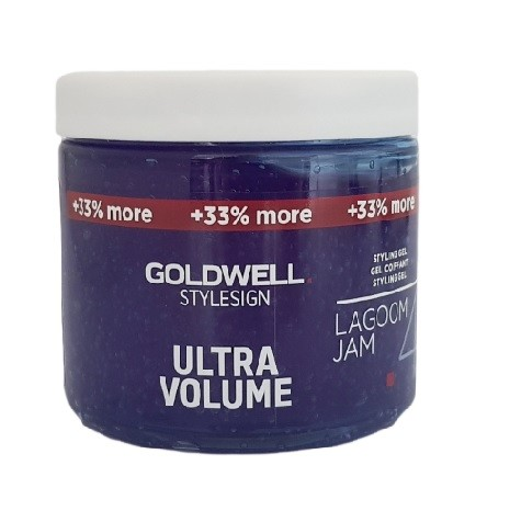 Goldwell Ultra Volume Lagoom Jam Styling Gel 200 ml Sondergröße