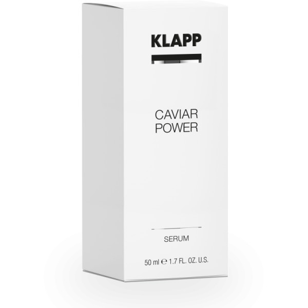 Klapp Caviar Power Serum 50 ml