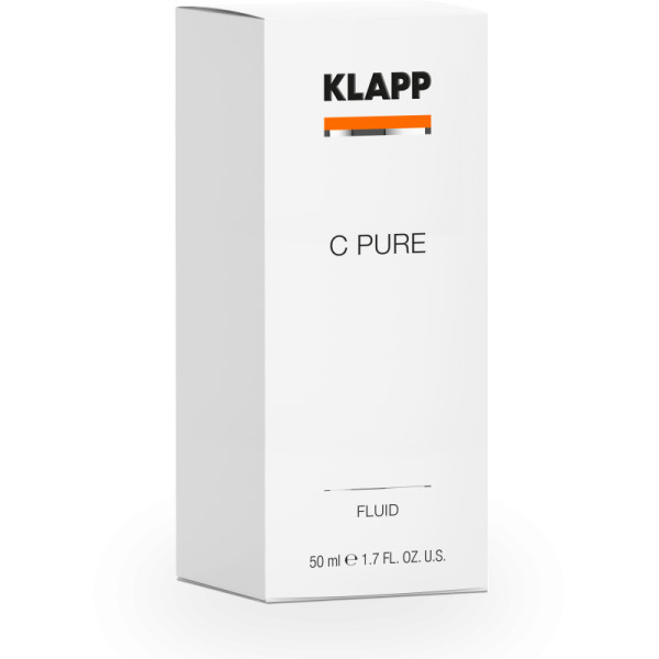 Klapp C PURE Fluid 50 ml